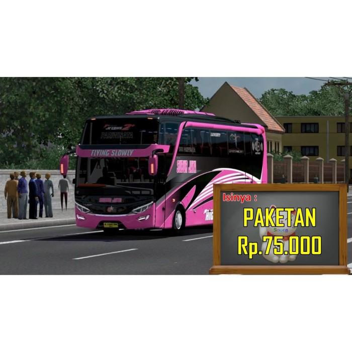Jual ETS2 Bus Truk Simulator Indonesia Game untuk Komputer PC Laptop Promo  - Kota Bandung - Rihils1   Tokopedia