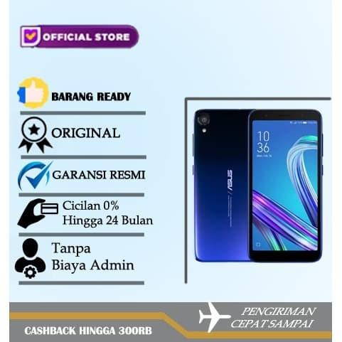 harga Asus zenfone live l2 ram 2gb ram 16gb blue garansi resmi 2 gb 16 gb - bonus dua Tokopedia.com