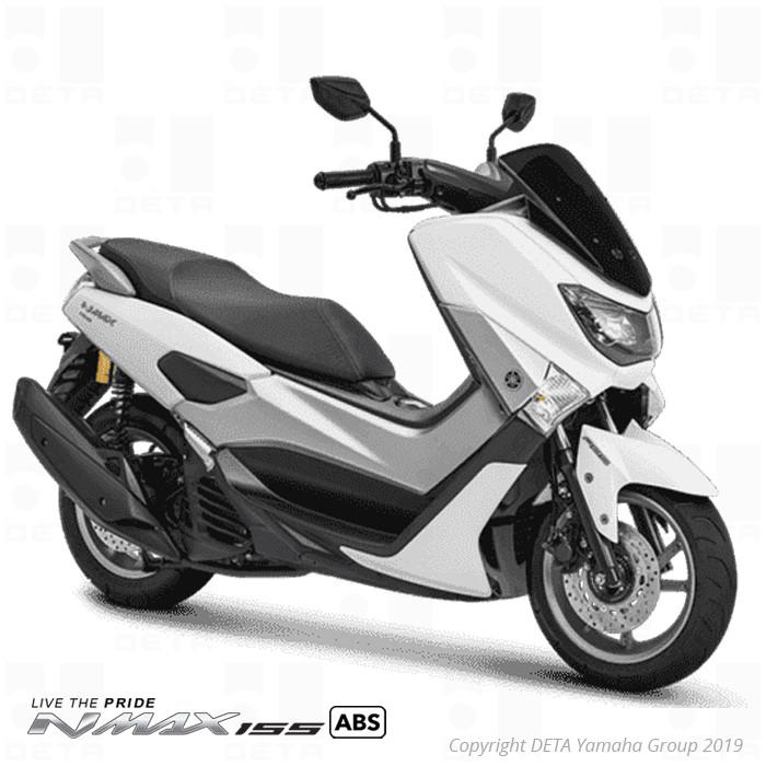 Jual Yamaha NMAX 155 ABS (OTR BEKASI/DEPOK) Sepeda Motor