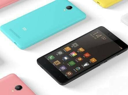 Foto Produk Xiaomi Redmi Note 2 Helio 2.2Ghz Octacore Helio x10 garansi 1tahun dari MARET MOP SHOP