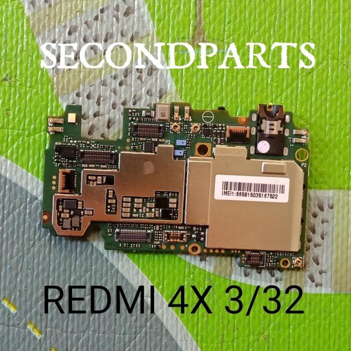Jual Mesin Normal Xiaomi Redmi 4x Ram 3 Rom 32 Original Mulus Tested Kab Sleman Farhans Shops Tokopedia