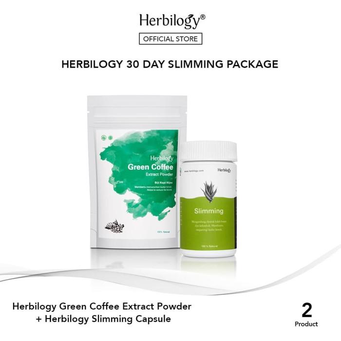 Foto Produk Herbilogy 30 Day Slimming Package dari Herbilogy