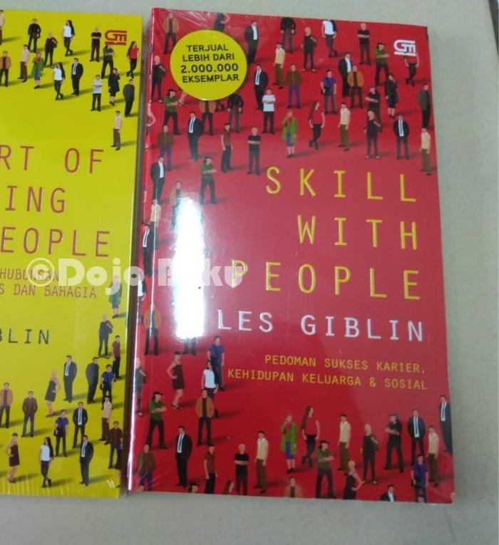 harga Skill with people ( les giblin ) Tokopedia.com