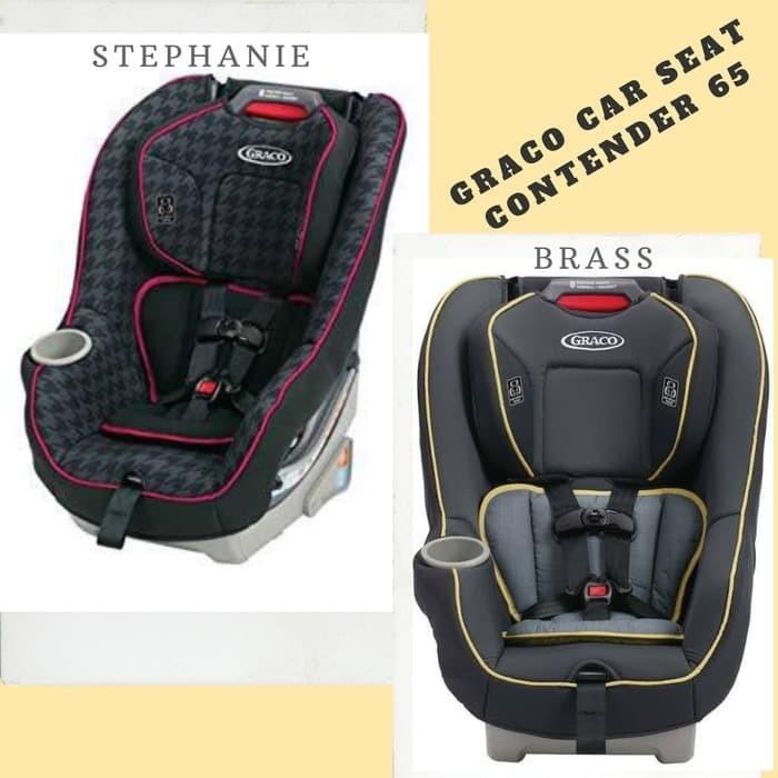 Foto Produk Graco Contender 65 Baby Car Seat - STEPHANIE dari tokomurahofficialshop