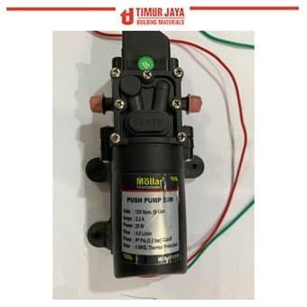 harga Mollar dinamo pompa air dc 12v cuci ac motor mobil steam power sprayer Tokopedia.com