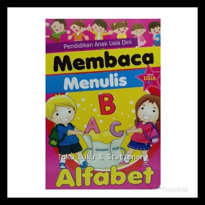 Jual Buku Anak Tk Sd Kelas 1 Belajar Membaca Menulis Alfabet Terbaru Jakarta Barat Bleeding Jayabadi Tokopedia