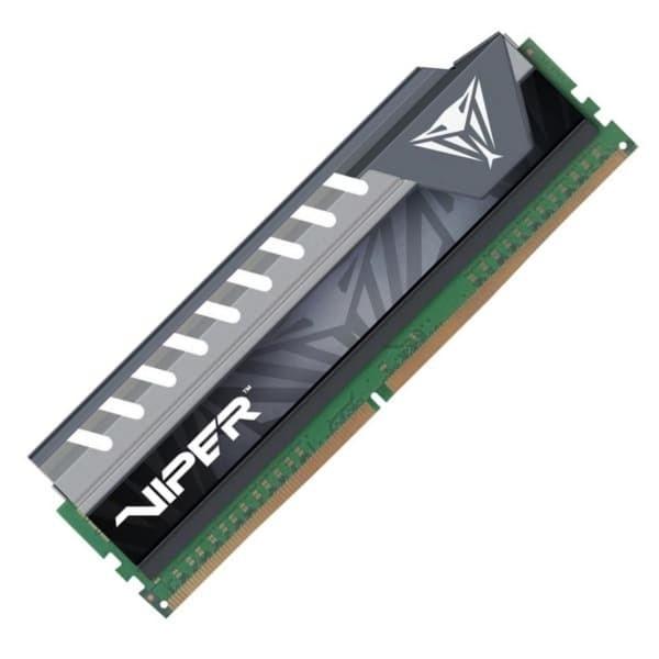 Patriot Viper Elite 8GB DDR4 2400MHz DRAM Desktop Memory PVE48G240C6GY