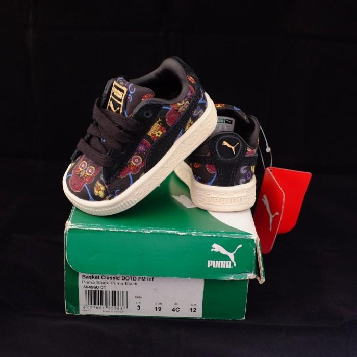 best website 978d8 b8bef Jual Sepatu Anak Puma basket classic DOTD kids - Kota Tangerang - stay  sneakers | Tokopedia