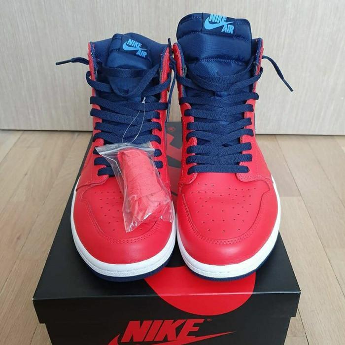 info for 43e3b 6b022 Jual Sneakers Nike Air Jordan 1 David Letterman ORIGINAL - Jakarta Selatan  - Toko Bersamasama | Tokopedia