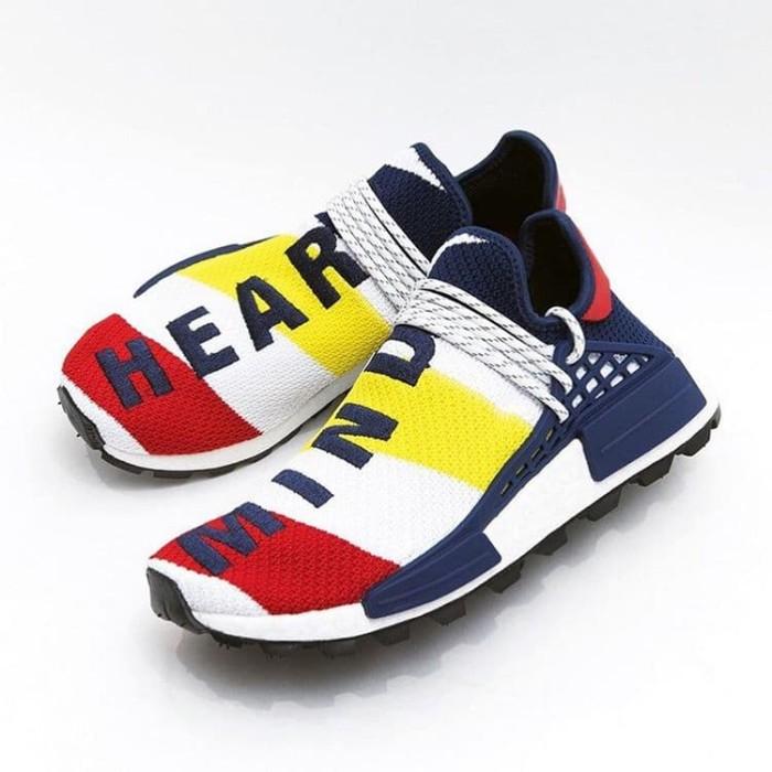 hot sale online 9bce8 45f3e Jual ADIDAS NMD HUMAN RACE x BILLIONAIRE BOYS CLUB - DKI Jakarta - Sneaday  | Tokopedia