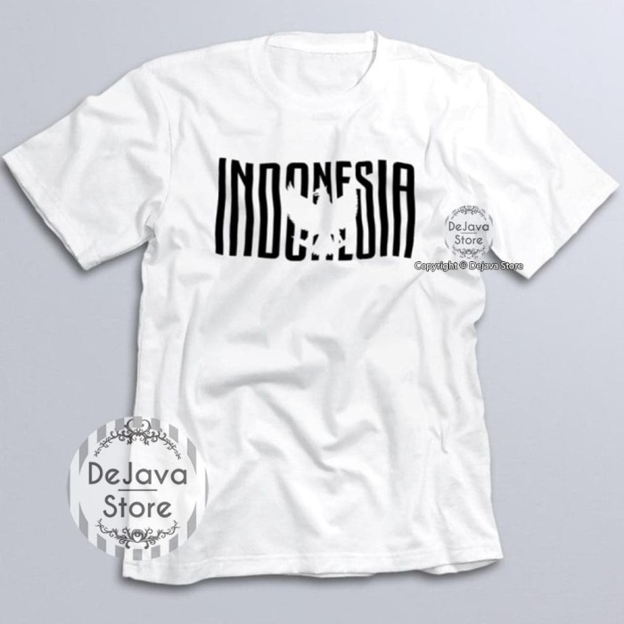 Jual Kaos Distro Indonesia Garuda Simple Baju Kemerdekaan Agustus