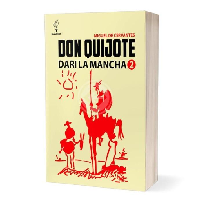 Foto Produk Don Quijote dari La Mancha Jilid 2 dari Berdikari Book