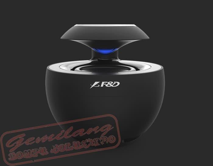 Jual Fenda F D W18bt Pocket Swan Ii Black Bluetooth Speaker Kota Surabaya Sibaya Mac Tokopedia