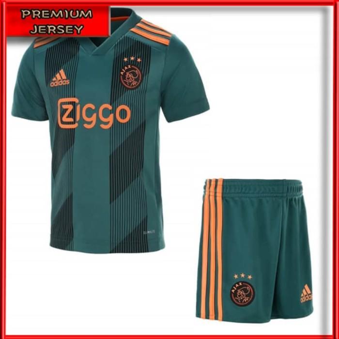 Jual Jersey Bola Anak Ajax Away Kids 2019 2020 Grade Ori 18 Jakarta Pusat Elite Premium Jersey Tokopedia