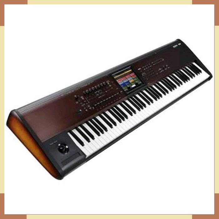 Jual KORG Keyboard Music Workstation Kronos 2 88 LS Kronos2 88 key - DKI  Jakarta - O'DeenHag | Tokopedia