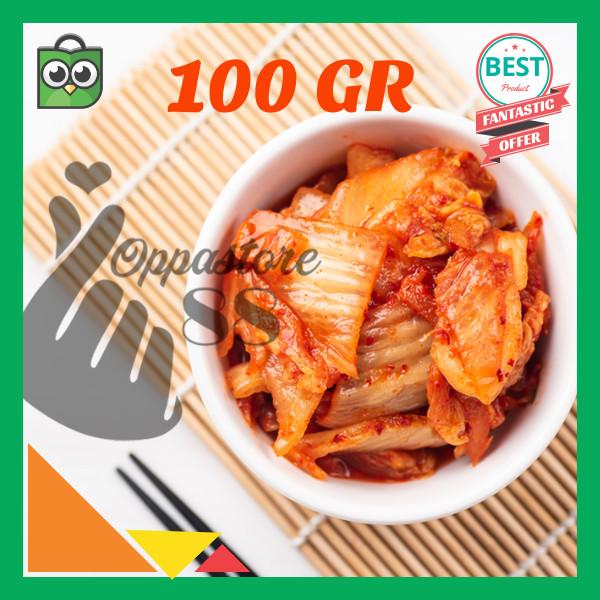Jual Promo Kimchi Fresh Halal Korean Food Kimchi Resep
