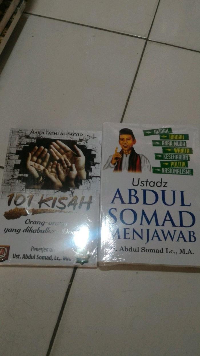 Jual Paling Populer Buku Paket Dua Ustadz Abdul Somad Jakarta Timur Hesty Meutyatika