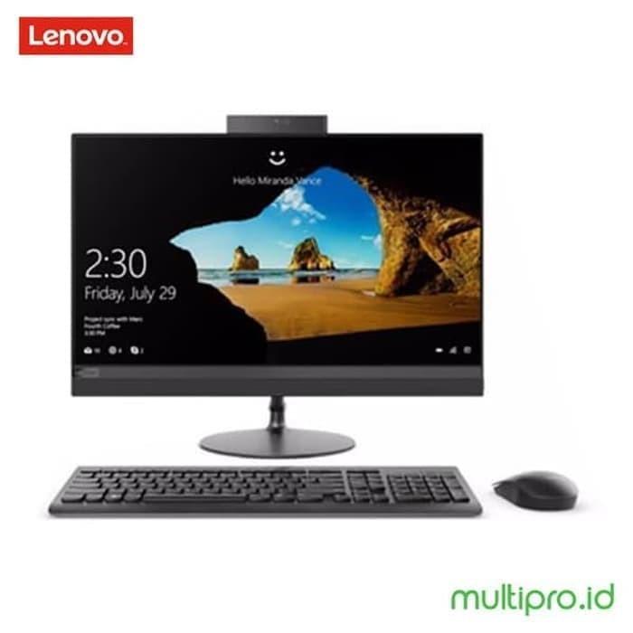harga Lenovo ideacenter 520-24ikl-6uid gray ci5 - 4gb - 1tb- amd530 - dos Tokopedia.com