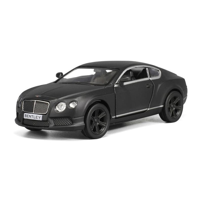 Rmz city diecast mobil bentley continental gt 2018 5 inch freewheel