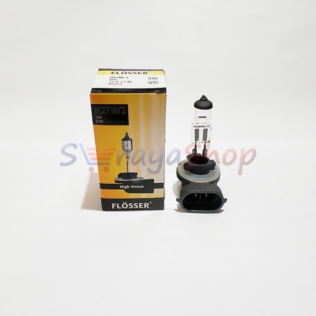 Foto Produk Lampu Halogen H27W/2 12V 27W Flosser dari Seraya Shop