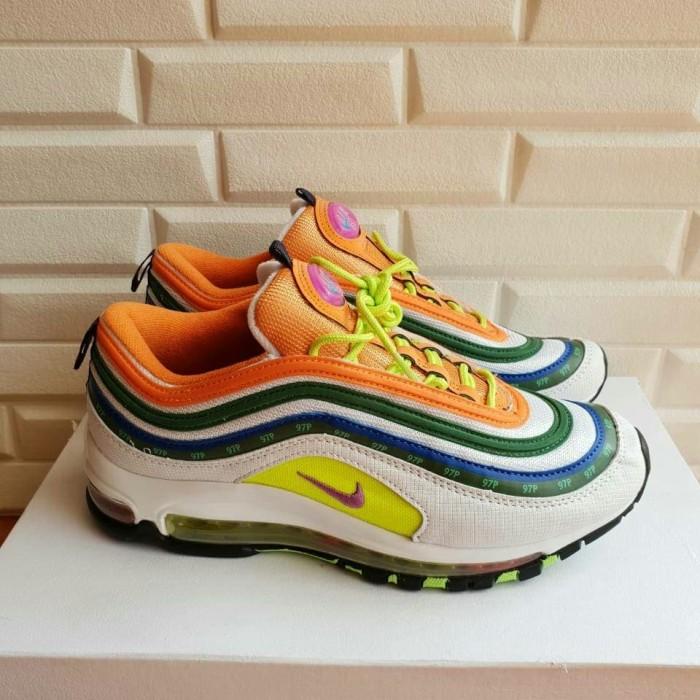 Jual Sepatu NIKE Air Max 97 London Summer Of Love Premium Original Quality Jakarta Selatan FanSan_Shoes   Tokopedia