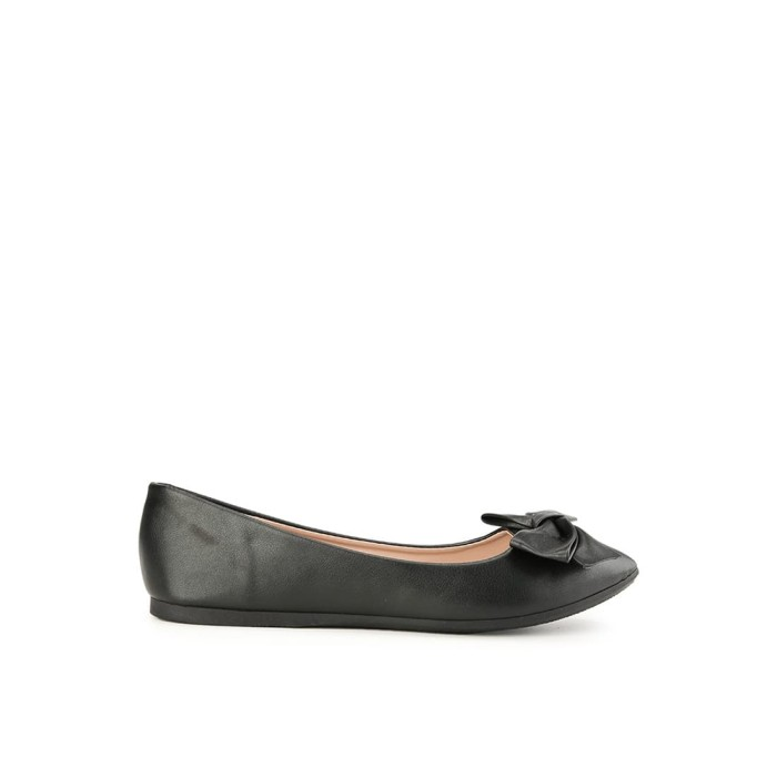 Foto Produk Blow Fabianna BLNW 0004 Black / Flat shoes Wanita - 36 dari Supertu