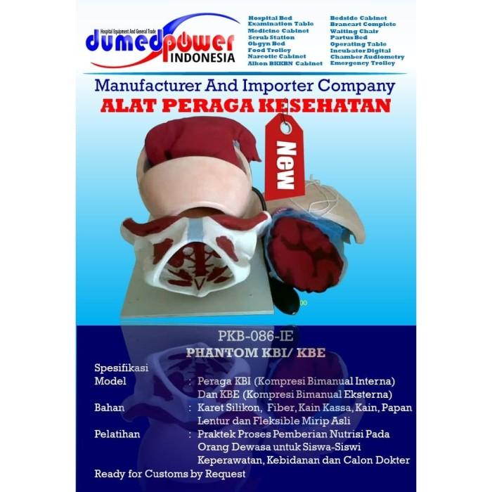 Jual Phantom KBI/ KBE   Kompresi Bimanual Interna & Eksterna PKB-086-IE -  Jakarta Pusat - ALKES EXPO   Tokopedia