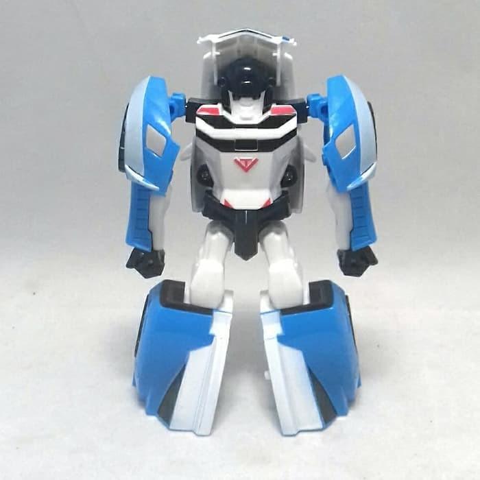Foto Produk Robot Tobot Mini 2 police Putih biru dari Toys Supply