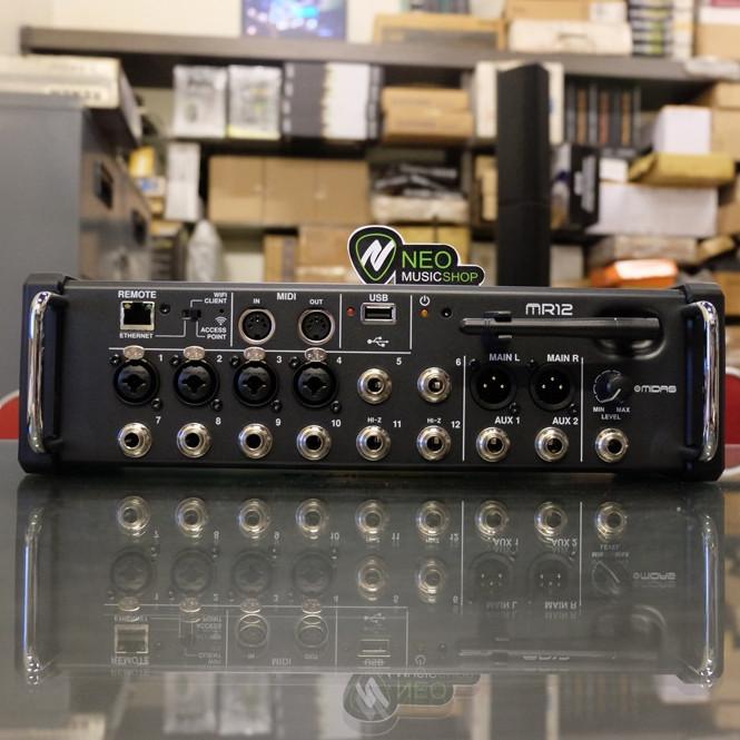 harga Mixer digital midas mr12 original Tokopedia.com