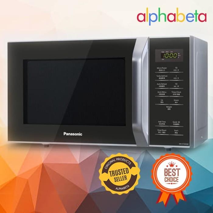 Jual Panasonic Nn St34hm Tte Microwave