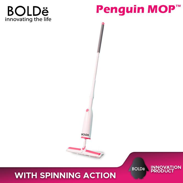 Foto Produk BOLDe Penguin Mop - Fuchisia dari BOLDe Official Store