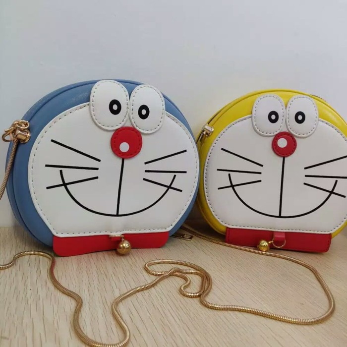 Jual Tas Selempang Kepala Doraemon Import Kota Bekasi Galeri Cifa By Paulina Tokopedia