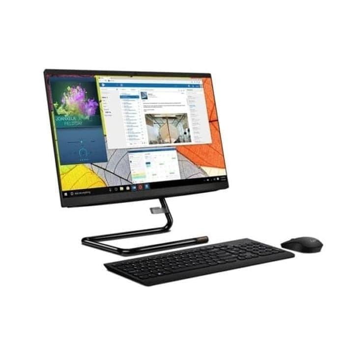 harga Lenovo desktop aio a340-22iwl intel i3-8145u 4gb 1tb hdd windows 10 Tokopedia.com