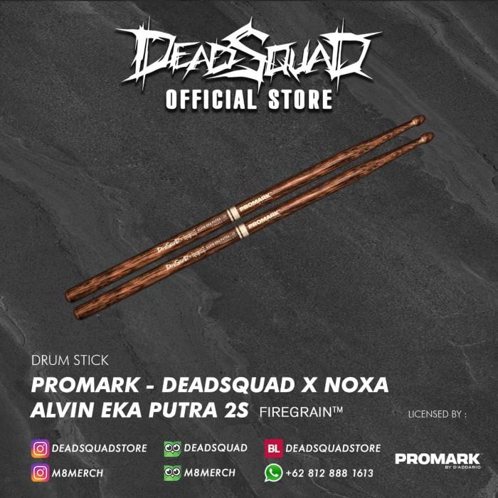 harga Drum stick promark - deadsquad x noxa alvin eka putra 2s - firegrain Tokopedia.com