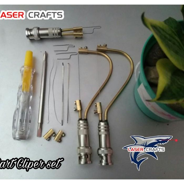 Foto Produk Alat Sunat Khitan Laser Part Clipper Set Only dari TESaroma