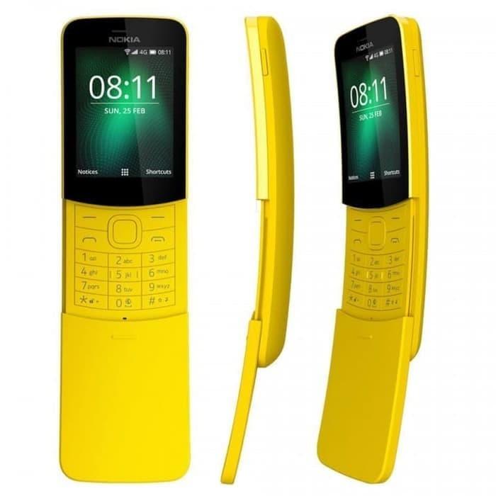 Foto Produk Nokia 8110 4G ROM 4GB RAM 512MB dari TrisnaMaroko