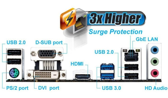 Gigabyte GA-78LMT-USB3 AMD Socket AM3 Micro ATX VGA//DVI-D//HDMI USB 3.0 Motherboard