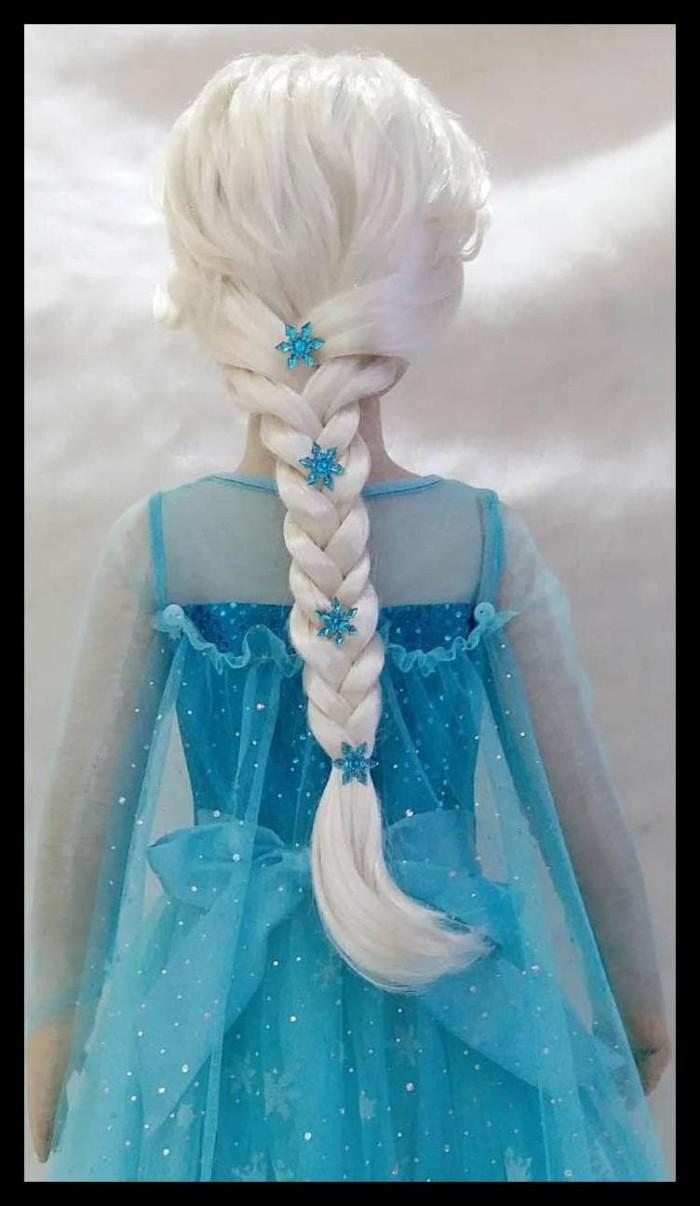 Jual BERGARANS Wig Rambut Palsu Frozen Elsa Termurah NEW Jakarta Barat Dewi Shop12