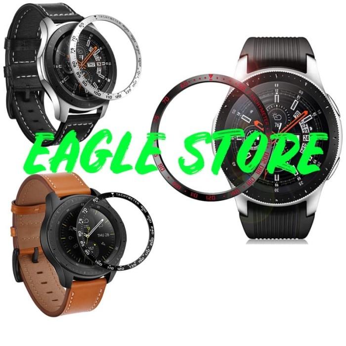 harga Bezel ring samsung galaxy watch 46mm 46 mm gear s3 premium cover Tokopedia.com
