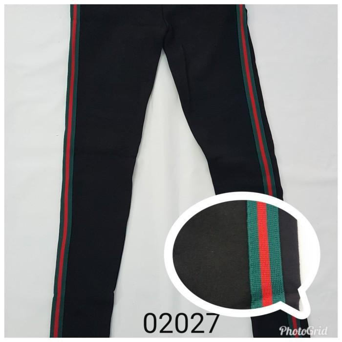Jual Celana Legging Leging List Pj Import Kekinian Fashion Trendy Bagus 2 Kota Surabaya Cresenity Jkt Tokopedia
