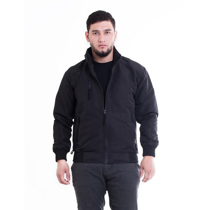Foto Produk Jaket Pria WP Ghost Outwear Casual Style Premium Hitam - Hitam, S dari kanahase