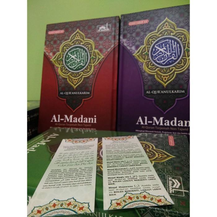 Foto Produk Al-Qur'an Al-Amzar Terjemah Non Tajwid Custom dari Gudang Quran