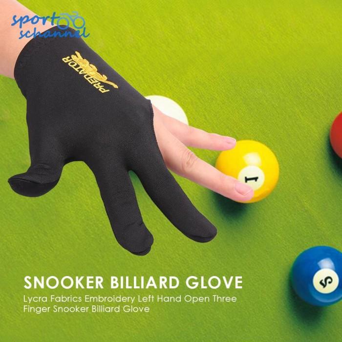 Jual Model Terbaru 3 Fingers Snooker Billiard Glove Lycra Fabrics Jakarta Selatan Venture Blaze Store Tokopedia