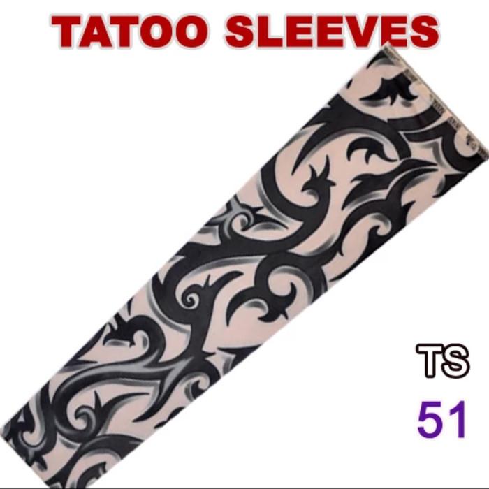 Jual Manset Tato Tattoo Tribal Sarung Tangan Lengan Motor Jakarta Barat Grestore Tokopedia