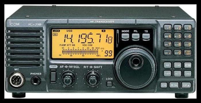Jual Hot Sale Hf Icom Ic-718 Ssb Radio Kapal Nelayan 100 Watts  - DKI  Jakarta - cakil_store | Tokopedia