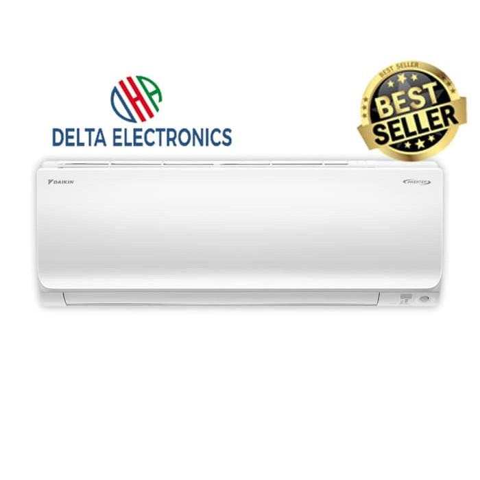 harga Daikin ftkm25 1pk premium inverter unit only Tokopedia.com