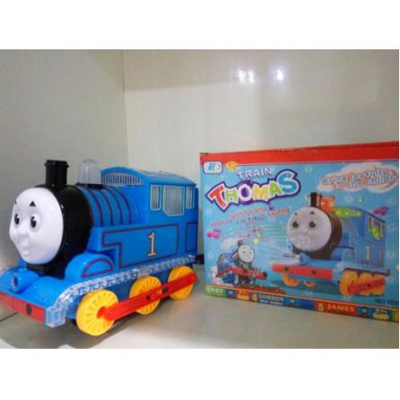 Foto Produk mainan kereta api thomas/mainan thomas train dari Kiddo CVC shop