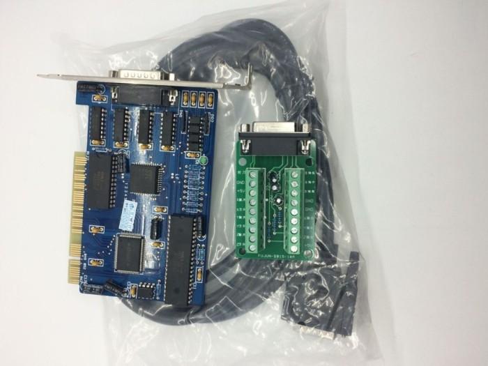 CNC Engraving Machine NCStudio Control Card 3 Axis Motion Controller for CNC Rou