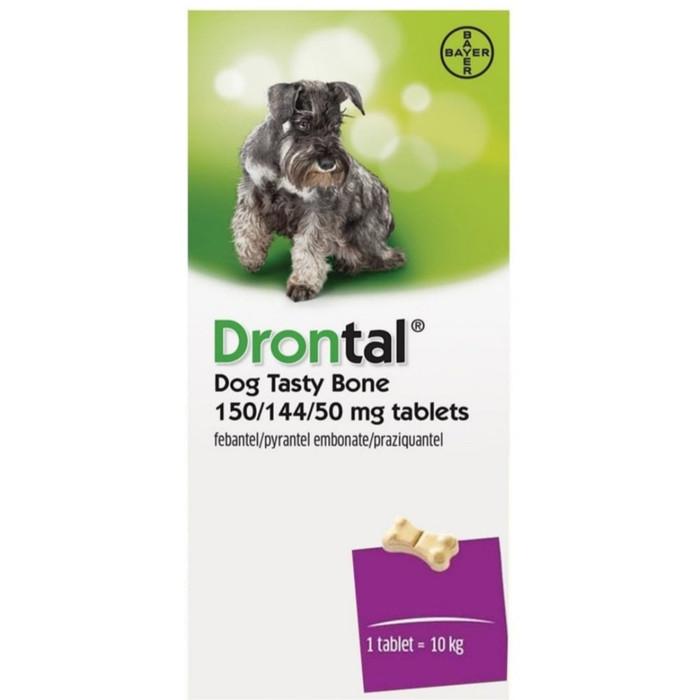 Jual Drontal Dog Obat Cacing Anjing Kota Mataram Jolly Petshop Mataram Tokopedia