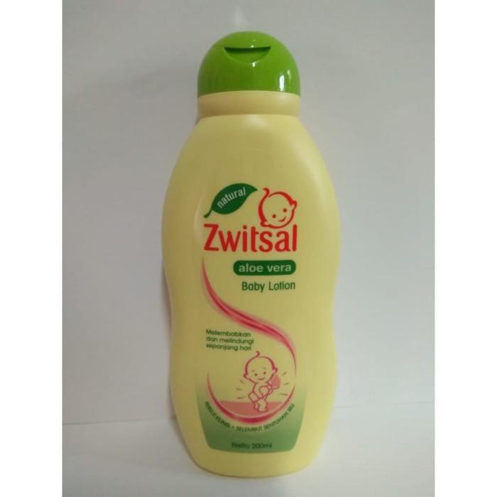 Foto Produk Zwitsal Classic Baby Lotion 200ml Tub body lotion bayi dari JMT-Shop